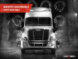 Freightliner Cascadia 2015 DayCab