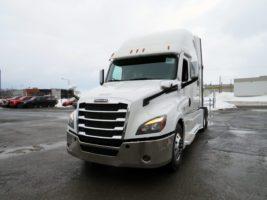 Freightliner Cascadia 2021 sleeper