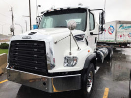 Freightliner 114 SD 2021 10 roues