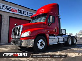Freightliner Cascadia 2015 Day Cab
