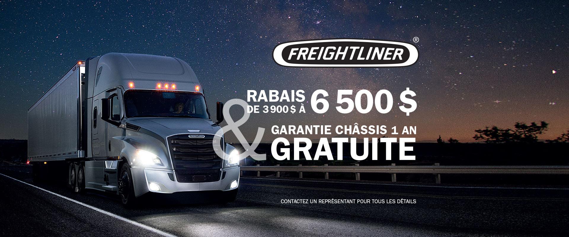 rabais freightliner