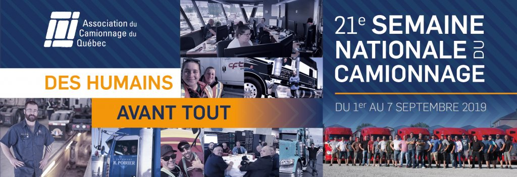 semain nationale camionnage 2019