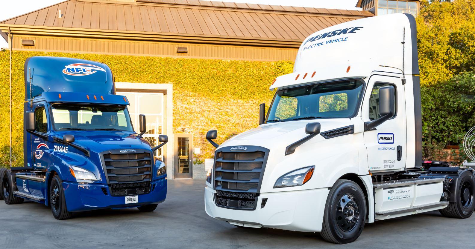 Clean Air Technology trucks