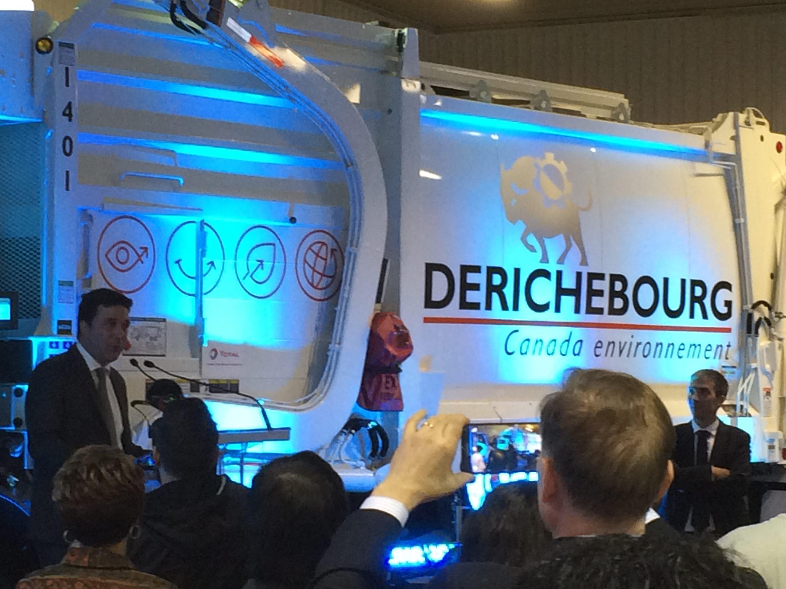 Globocam Derichebourg Environnement