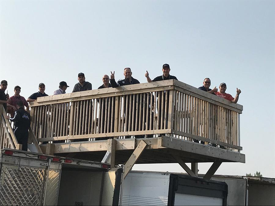 Événement New Cascadia - circuit Sanair
