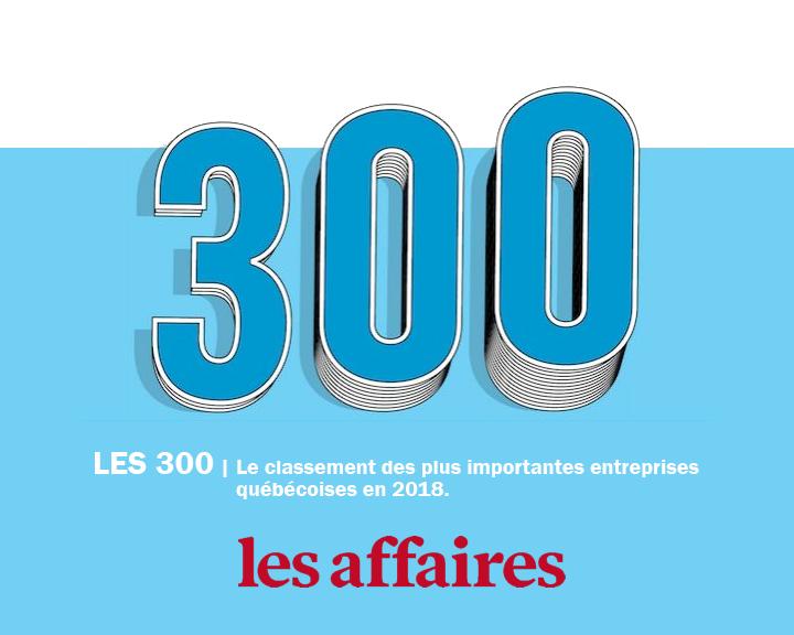 les 300 de Les Affaires