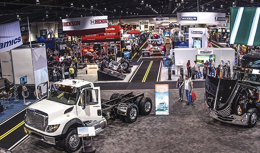 Salon Truck World 2016