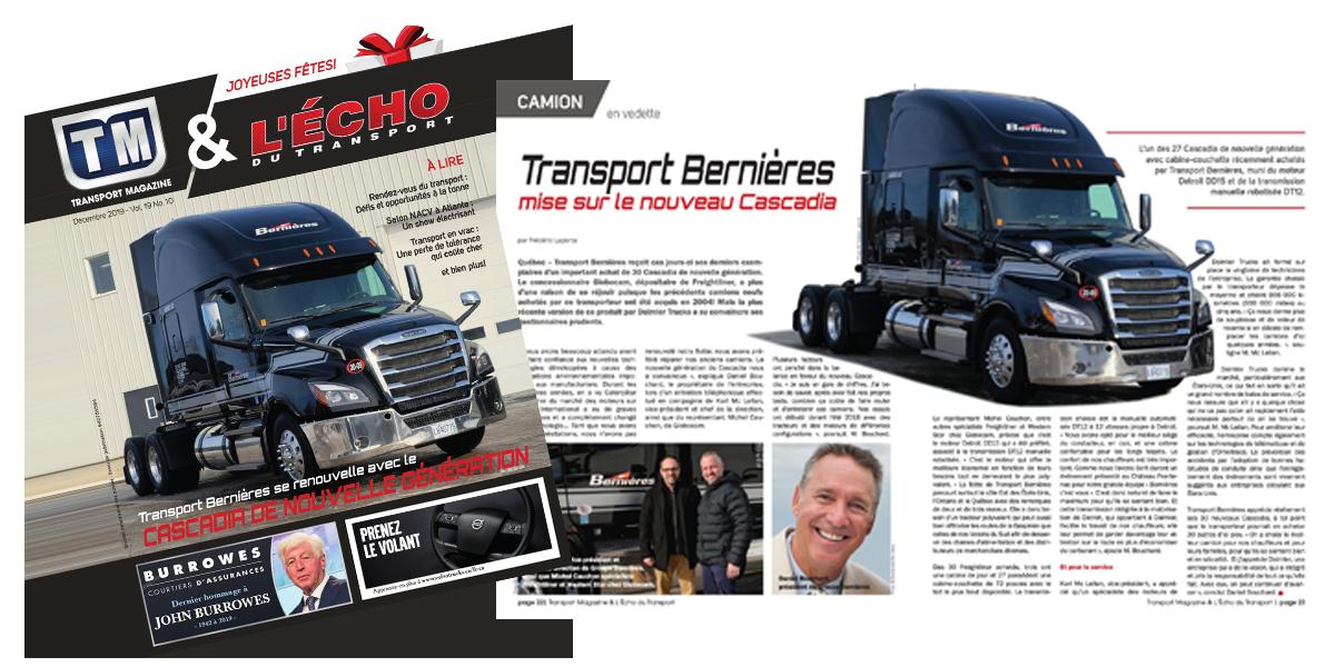Transport Magazine - GLOBOCAM